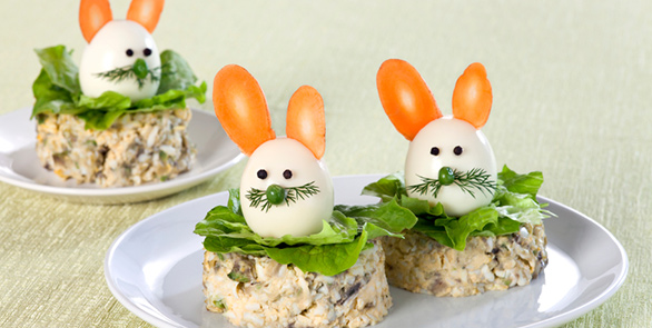 creative easter food Cute easter food decorations ideas