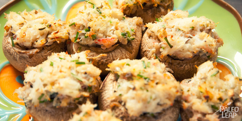stuffed mushrooms crab stuffed mushrooms savory crab stuffed mushrooms ...