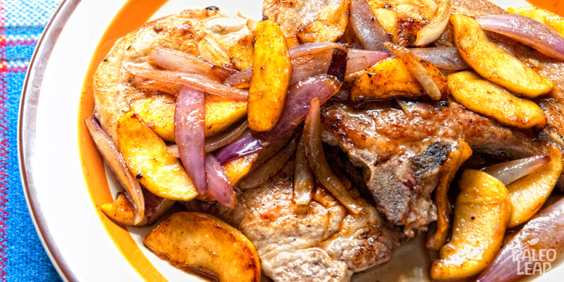 ... and sweet potato pork chops with apples sweet 6 8 pork chops 1 2 onion