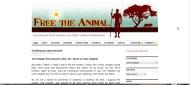 Free the animal