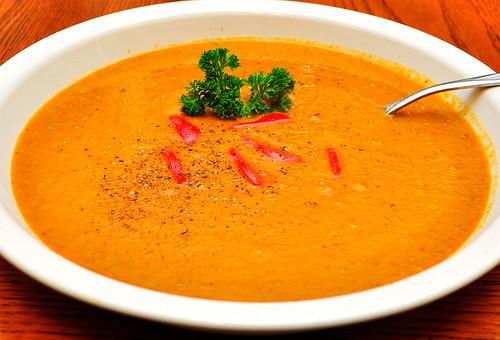 Sweet Potato And Sausage Soup | Paleo Leap