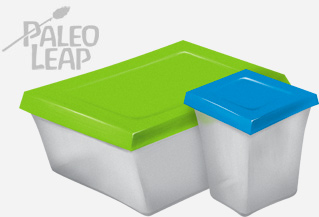 Containers for leftovers