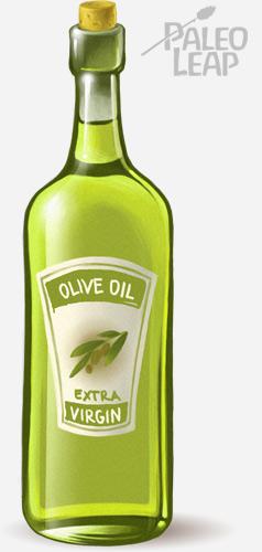 Delicious olive oil