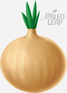 Onions are a FODMAP