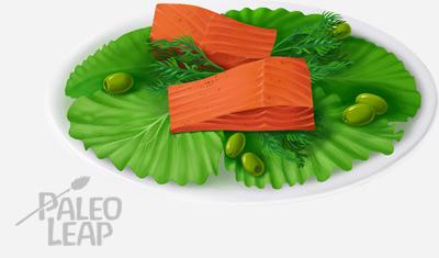 Salmon options