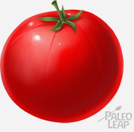 Tomato, a nightshade