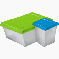Containers for Paleo leftovers