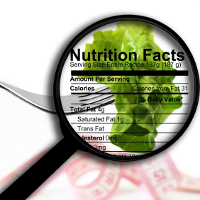 magnifier wit nutrition factsh