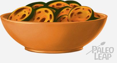 roasted zucchini side