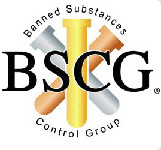 banned substances control group logo