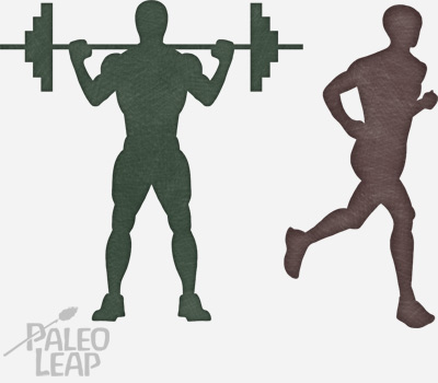exercise: barbell vs cardio
