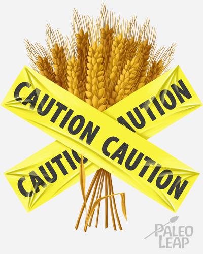 wheat caution
