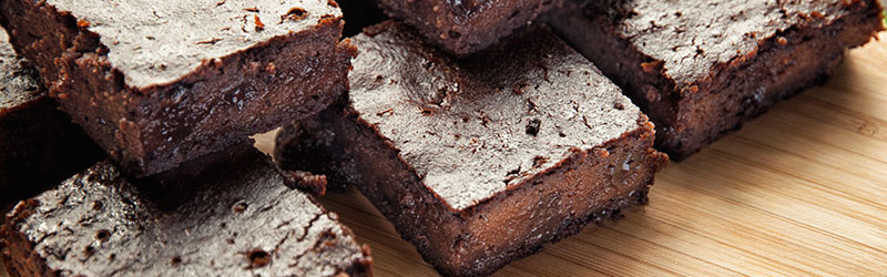 flourless-brownies-top