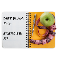 Diet plan without exercise