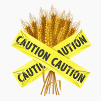 Wheat caution