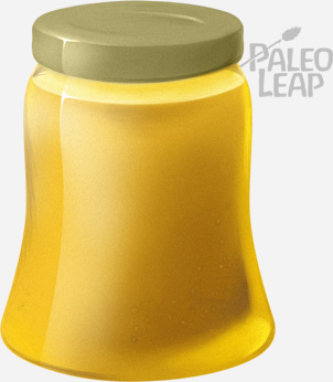 Jar of fat