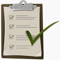 Paleo Checklist