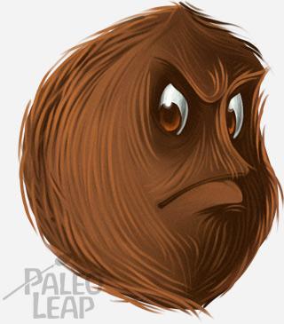 Bad coconut