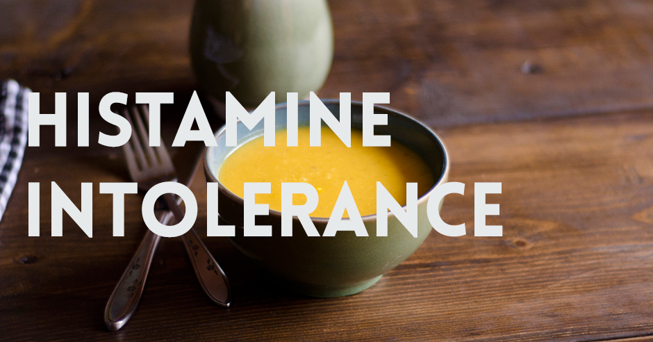 How To Treat Histamine Intolerance Naturally