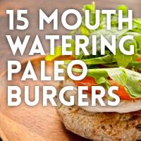 15 Paleo burgers