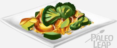Veggie scramble