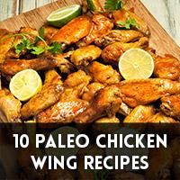 Paleo Chicken Wing Recipes