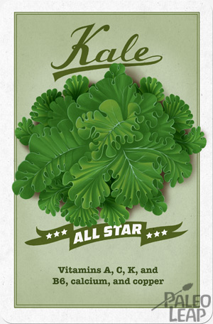 Kale all-star