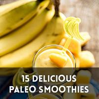 15 Paleo smoothies