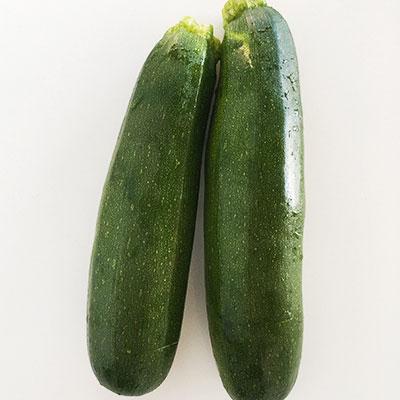 Paleo foods: zucchini
