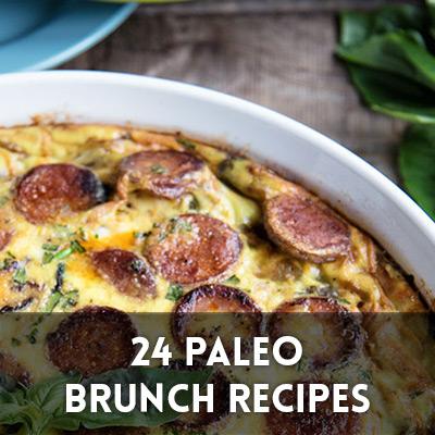 24 Paleo Brunch Recipes