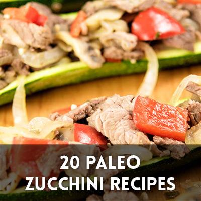 20 Paleo Zucchini Recipes