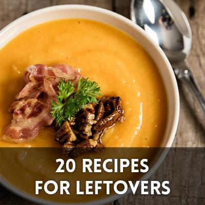 20 Paleo Leftover & Freezer-Friendly Recipes