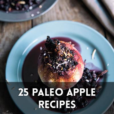 25 Paleo Apple Recipes