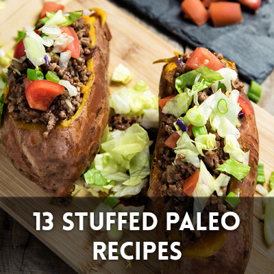 13 Stuffed Paleo Recipes